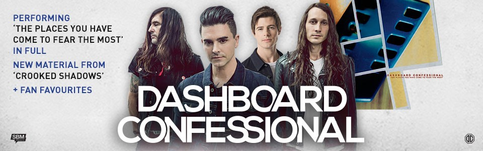 DASHBOARD CONFESSIONAL with SPECIAL GUESTS